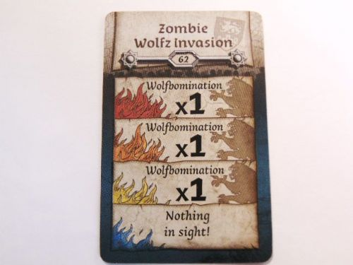 wulfsburg activation card (abomination)